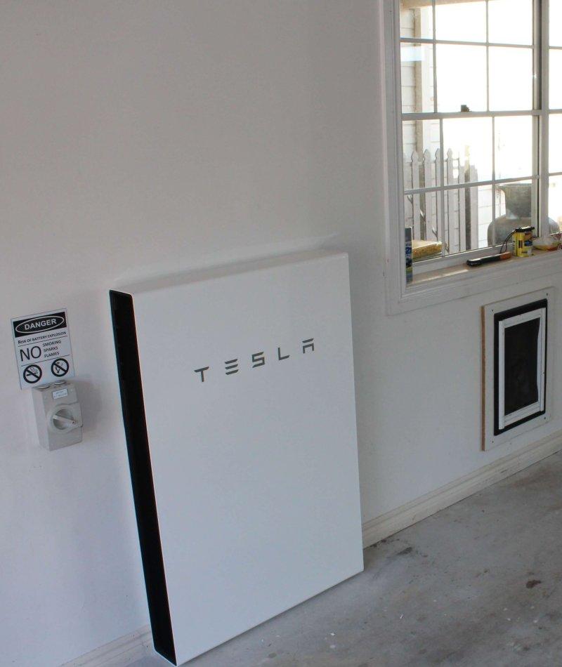 Tesla Powerwall 2 Install Gold Coast