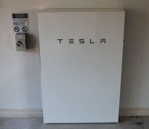 Tesla Powerwall 2 install Gold Coast