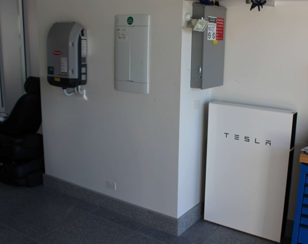 Tesla Powerwall 2 Install Brisbane