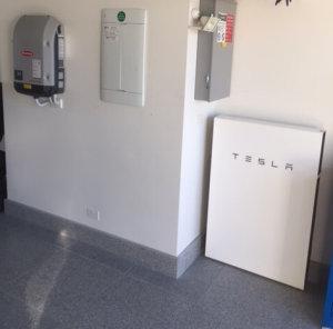 Brisbane Powerwall 2 install
