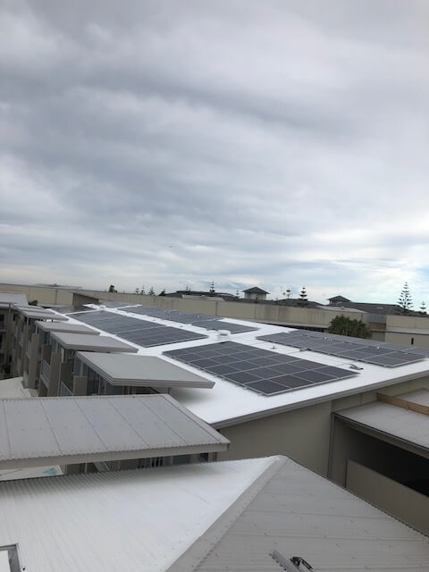 Peppers Resort Kingscliff - 99kW Commercial Solar
